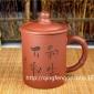 宜兴原矿紫砂盖杯壶支持礼品定制logo可小额混批拿样厂家直销壶